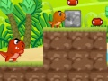 Game Dinosaur foraging. Play online