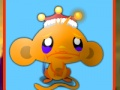 Game Monkey Go Happy Xmas Time. Play online
