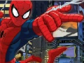 Game Spiderman Jigsaw. Play online