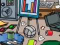 Game Messy room escape. Play online