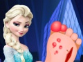 Game Frozen. Foot surgery. Play online