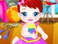 Game Baby Lulu at Nursery School. Play online