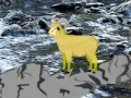 Game Escape Sheep from Hyena. Play online