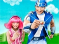 Game LazyTown: Puzzles. Play online