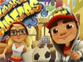 Game Subway Sefers: Rome. Play online