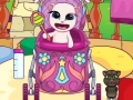 Game Baby Angel in the sanatorium. Play online