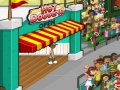 Game Papa Louie: selling hot dogs. Play online