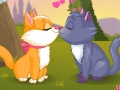 Game Kiss cats - 3. Play online
