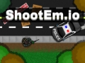 Game ShootEm.io. Play online