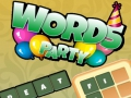 Game Words Party. Play online