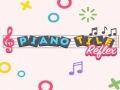 Game Piano Tile Reflex. Play online