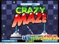 Game Crazy Maze . Play online