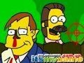 Game Riot of Homer . Play online