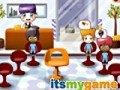 Game Salon hairstyles . Play online