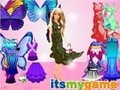 Game Barbie - Fairy Butterfly . Play online