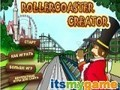 Game Roller-coaster . Play online