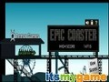 Game Epic rollercoaster . Play online