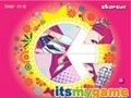 Game Winx Roxy Style: Round puzzle . Play online