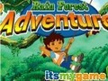 Game Diego adventure in the forest . Play online