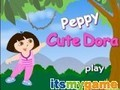 Game Cute Dasha . Play online