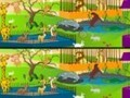 Game Zoo-differences . Play online
