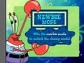 Game SpongeBob - karate . Play online