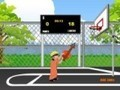 Game Naruto plays basketball . Play online