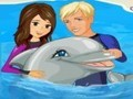 Game Speech dolphin . Play online