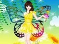 Game Decorate butterfly . Play online