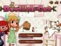 Game Ravenous cat . Play online