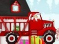 Game Truck for santa . Play online