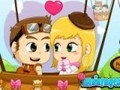 Game Kissing Balloon . Play online