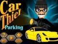 Game A thief in the parking lot . Play online