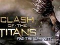Game Clash of the Titans Find the Alphabet . Play online