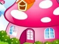 Game Decorate the house mushroom . Play online