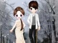 Game Winter wedding sonatas . Play online