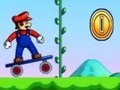 Game Mario Boarding . Play online