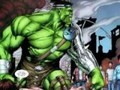 Game Hidden Objects Hulk . Play online