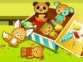 Game Lovely Animal Cookies . Play online