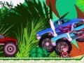 Game Monster Truck Race 3 . Play online