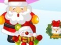 Game Christmas decorations . Play online
