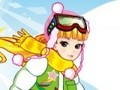 Game New Year Dress Up . Play online