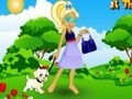 Game Polly Pocket in the park . Play online