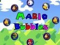 Game Mario bubbles . Play online