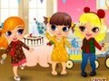 Game Dress up Birthday Party . Play online