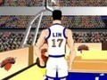 Game Jeremy Lin Shootout . Play online