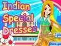 Game Indian Special Dresses . Play online