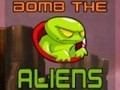 Game Bombs aliens . Play online