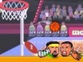 Game Sports Basketball head . Play online