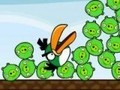 Game Angry Birds Cannon . Play online